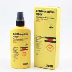 ANTIMOSQUITOS ISDIN SPRAY REPELENTE DE MOSQUITOS100 ML