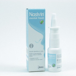 NASIVIN MENTOL FRESH 20 ML
