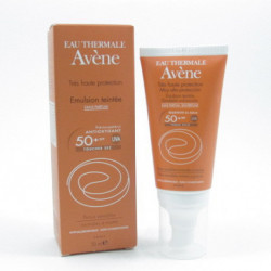 AVENE EMUL 50+ COLOR SÑPERF 50